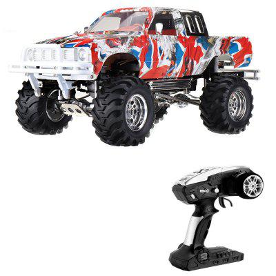 HG P407 1/10 2.4G 4WD 3CH Rally RC Car RTR