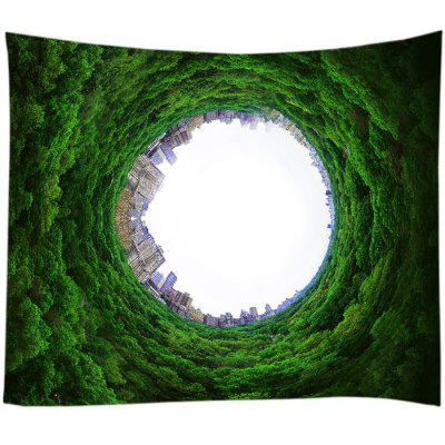 Grass Hole Home Decor Tapestry
