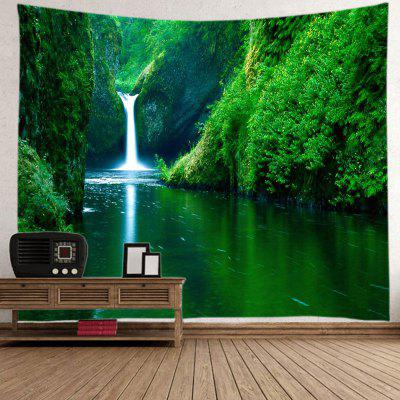Waterfall Peisaj Decorative Tapestry