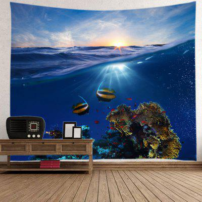 Marine Life Home Decor Tapestry