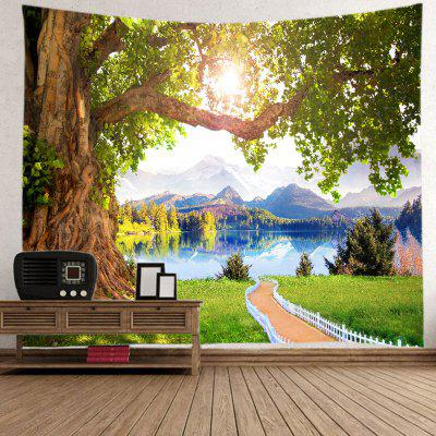 Sunset Fashion Home Decor Tapestry