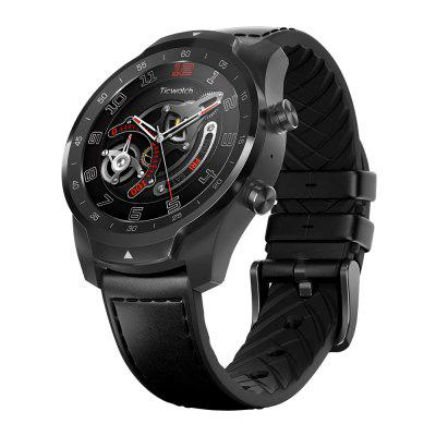 Ticwatch Pro 1.4 inch Bluetooth Sports Smart horloge