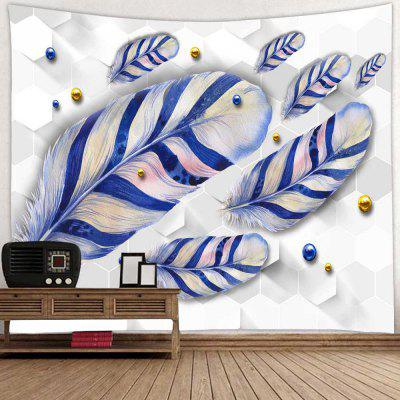 Feather Home Decor Fashion Tapestry