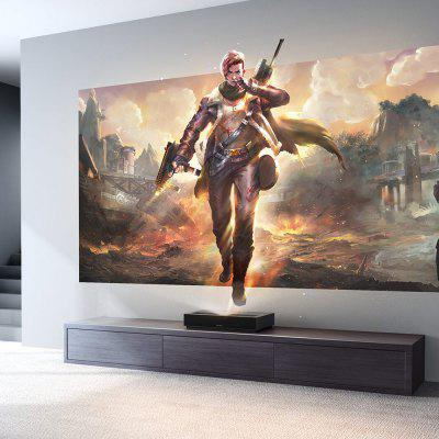 Fengmi 4K ရုပ်ရှင်ရုံ Ultra Short Throw Laser Projector (Xiaomi Ecosystem Product)