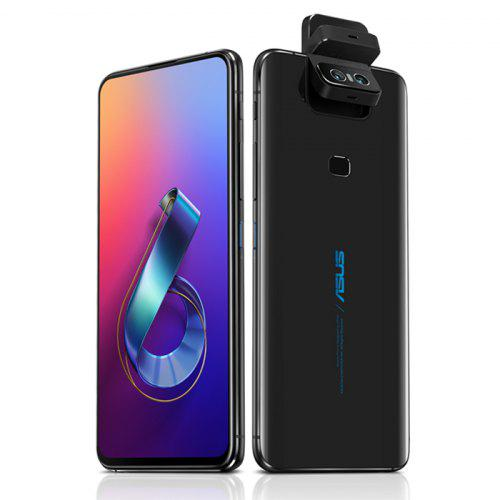 ASUS Zenfone 6 6.4 inch 6GB + 128GB Full-screen Global Version Smartphone - Black