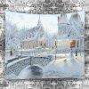 Silver Castle Decorating Fashion Home Tapestry - SILVER
