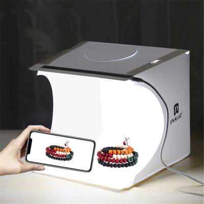 Bilikay PULUZ Foldable Mini 1 LED Photography Light Box