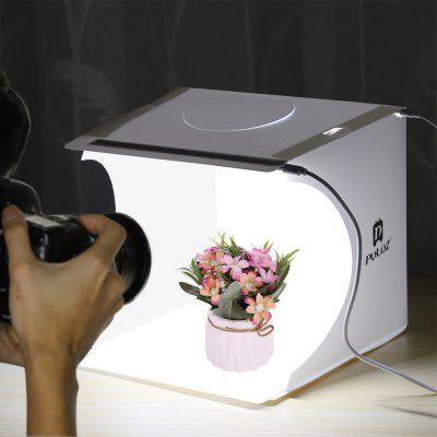 Bilikay PULUZ Opvouwbare Mini Fotografie Light Box