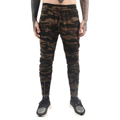 Men's Pants Trousers Camouflage Casual Sports Fashion