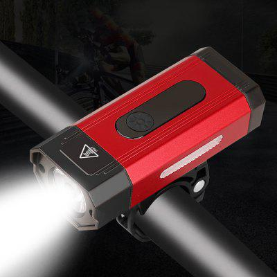 JAKROO Square Hightlight Bicycle Headlight