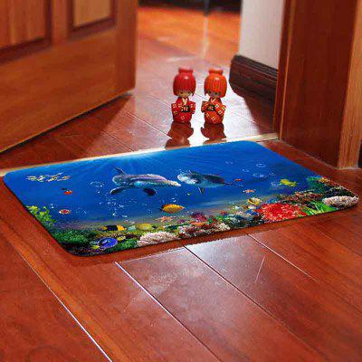 Sea World Pattern Home Carpet