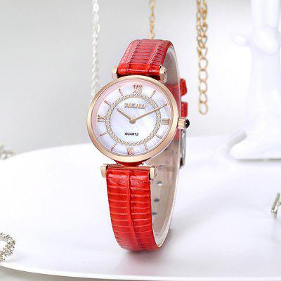 LEGGI R2033 Fashion Simple Slim Women Watch