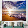 Sky Clouds Sunset Home Decor Tapestry - MULTI-A
