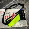chaobutao328 Men's Large-capacity Fashion Waist Bag Street Tide Package - GREEN