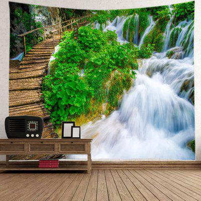 Bridge Water Water Pattern Home Decoration Tapestry