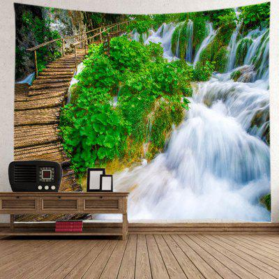 Waterval patroon Home Decor Tapestry