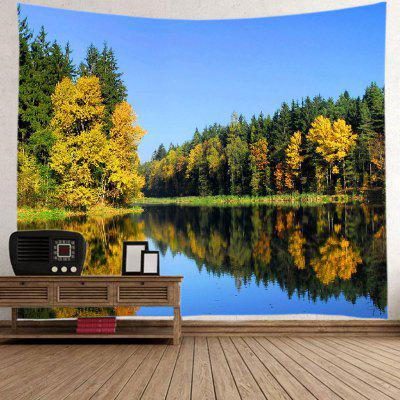 Reflection Woods Home Decor Tapestry