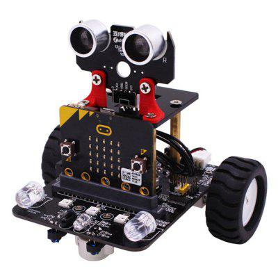 yahboom Microbit Programmable Intelligent Machine Car
