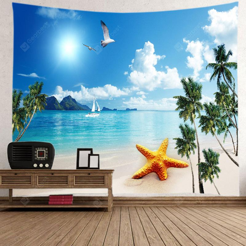 Ocean Sky Pattern Home Decor Tapestry