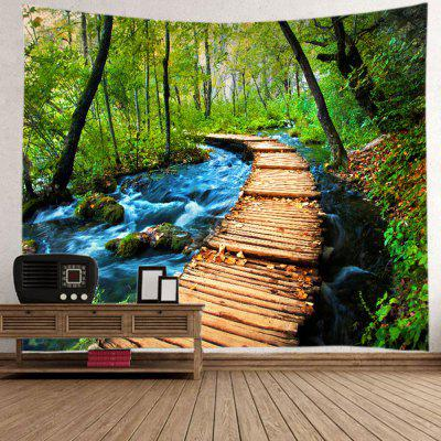 Stream Water Trail Home Decoration Tapestry