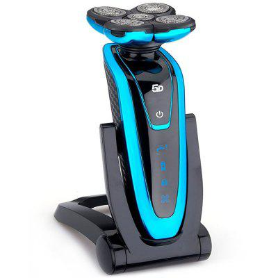 Men 5D Electric Shaver Waterproof Razor