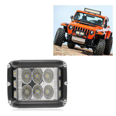 Car Square Work Light 36W