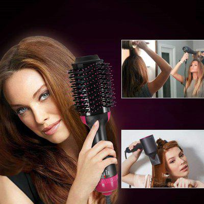Negatívny Ion Straight Curly Hair Comb