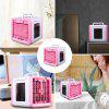 USB Mini Air Conditioner Water Cooling Fan - PINK