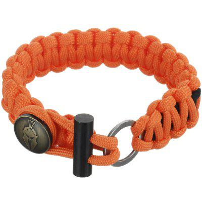 FURAGEAR Survival Bracelet Rope Tool Kit