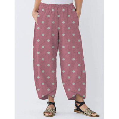 Ms. Wave Point Nine Pants Loose