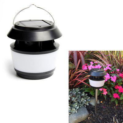 ELS - 05M Solar Garden Placement Light Ultrasonic Mosquito Lawn Lamp