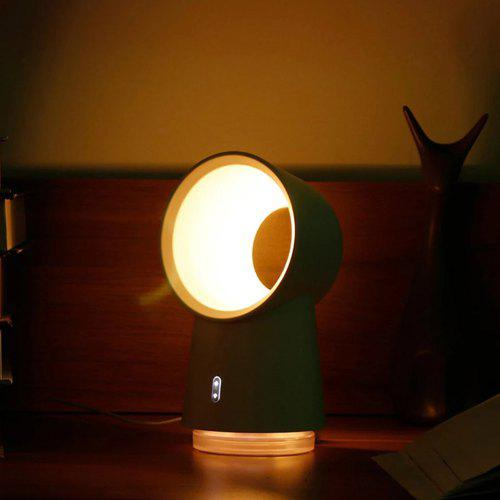 3 in 1 Mini Bladeless Desktop Fan Humidifier LED Light from Xiaomi youpin
