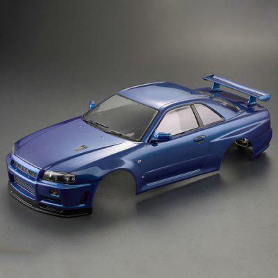 KILLERBODY NISSAN SKYLINE BNR34 Finished Body Kit
