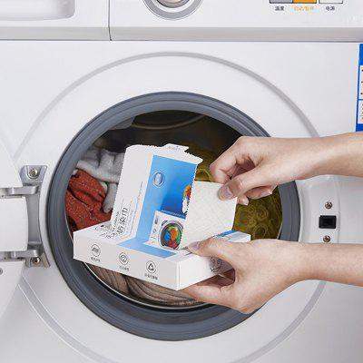 DISHANG H0144 Anti-staining Travel Loaded Portable Laundry Tablet 20pcs