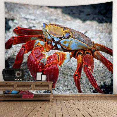 Crab Pattern Fashion Home Decor Tapestry