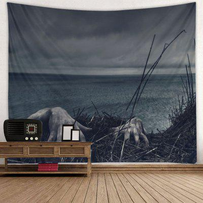 Seaside Pattern Home Decor Tapestry