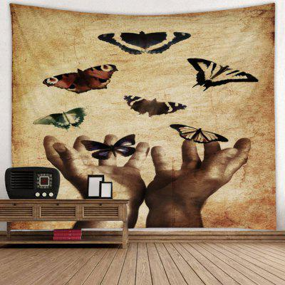 Butterfly Dance Modă Home Decor tapiserie