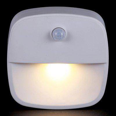 Body Sensor Smart Night Light with Warm Light