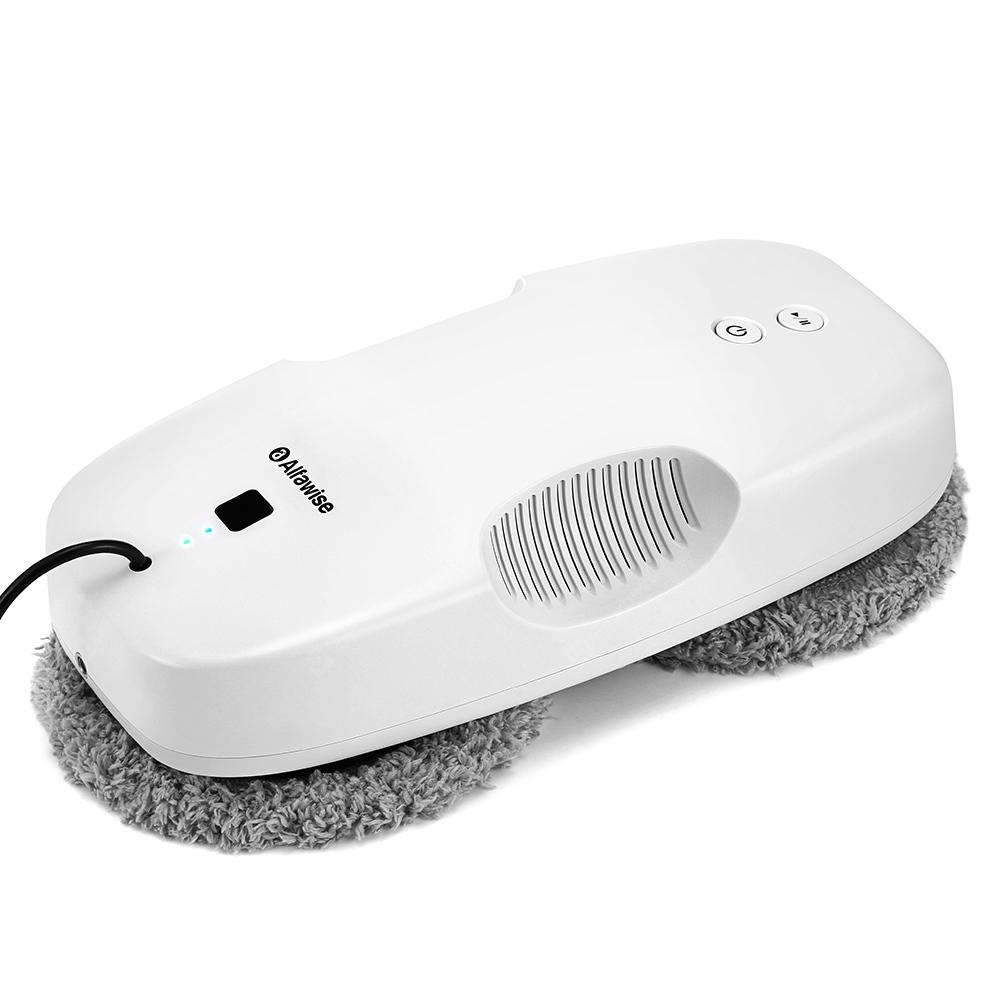 Alfawise S60 Pro Vacuum Window Cleaner Robot White