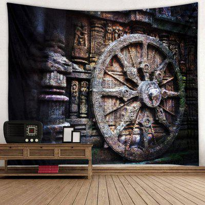 Rudder Pattern Home Decor Tapestry