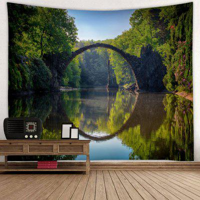 Landscape Pattern Decorative Tapestry