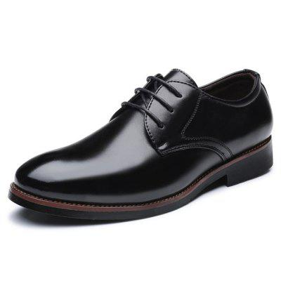 Men's Business Casual Big Size Pointed Dress Shoes