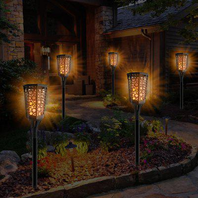 Outdoor 99 LED Solar Lawn Light for Decorative Street Garden Landscape