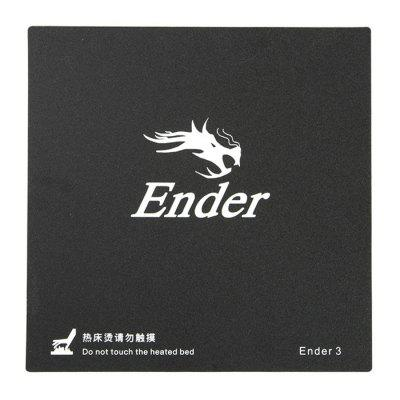 Creality Ender - 3 3D-printer Platform Sticker