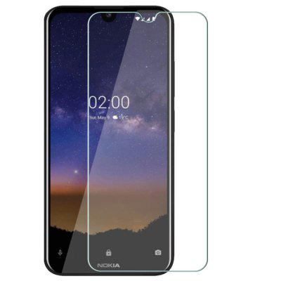 QULLOO 2.5D Tempered Glass Screen Protector for Nokia 2.2 2pcs
