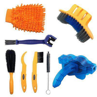 Outdoor Bicycle Cleaning Tool Kit