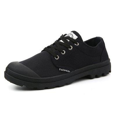Men's Outdoor Easy Match Durable Casual Shoes Anti-collision Toe