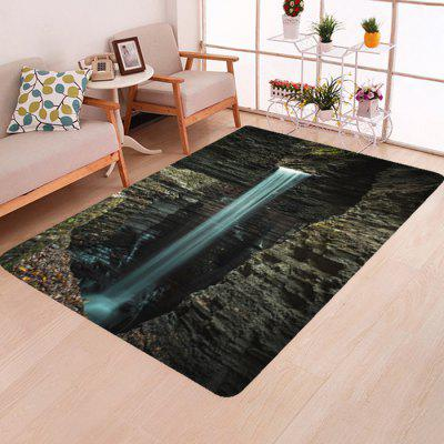 Waterfall Pattern Bedroom Home Carpet