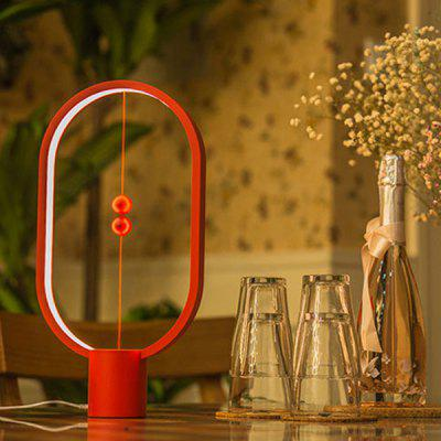 Smart Balance Light Magnetic Switch LED Lámpara de mesa