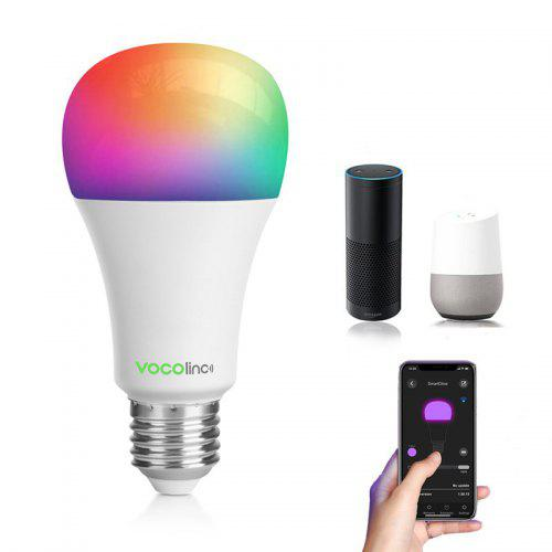 VOCOlinc L3 AC220 - 240V 9.5W E27 Smart WiFi LED Light Bulb